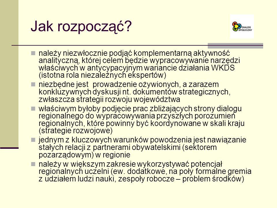 Dziękuję za uwagę j.sroka@politologia.wroc.pl Projekt Poprawa funkcjonowania systemu dialogu społecznego oraz wzmocnienie instytucji i uczestników dialogu społecznego