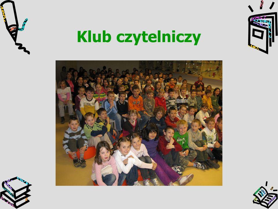 Klub czytelniczy