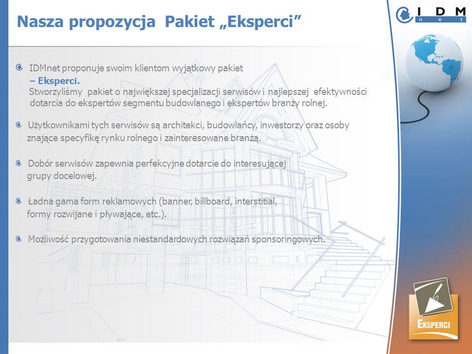 IDMnet proponuje swoim klientom wyjątkowy pakiet – Eksperci.