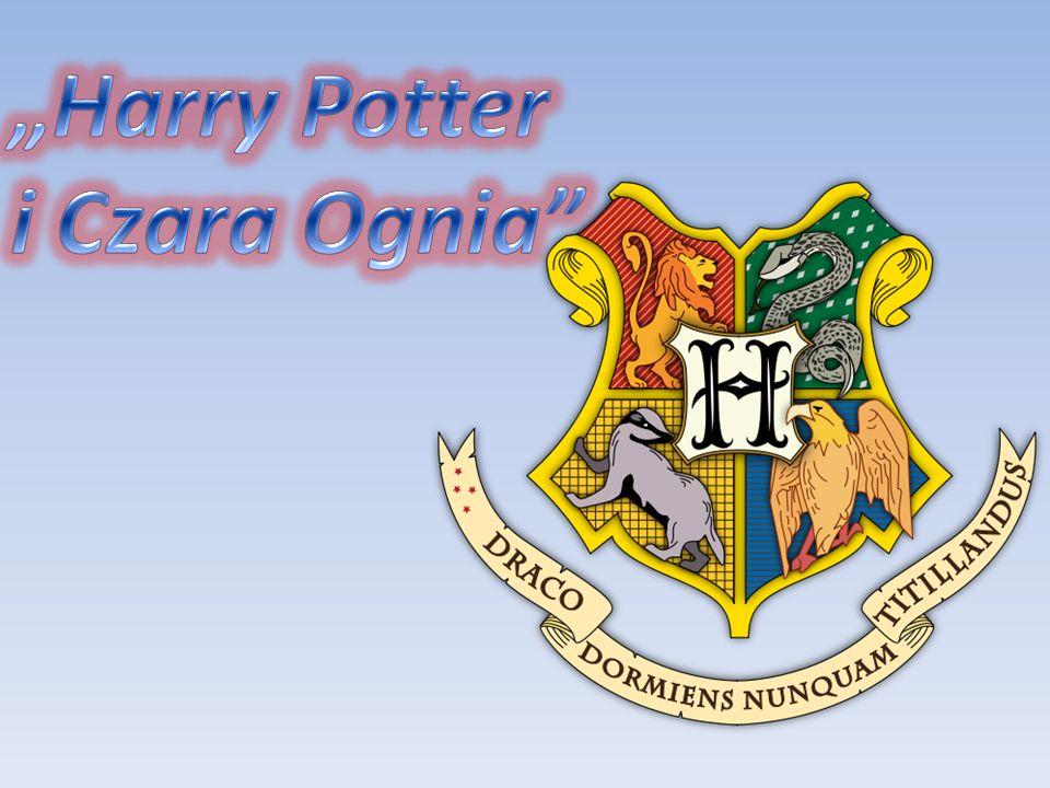 Harry Potter to seria siedmiu książek fantastycznych autorstwa brytyjskiej pisarki Joanne Kathleen Rowling.