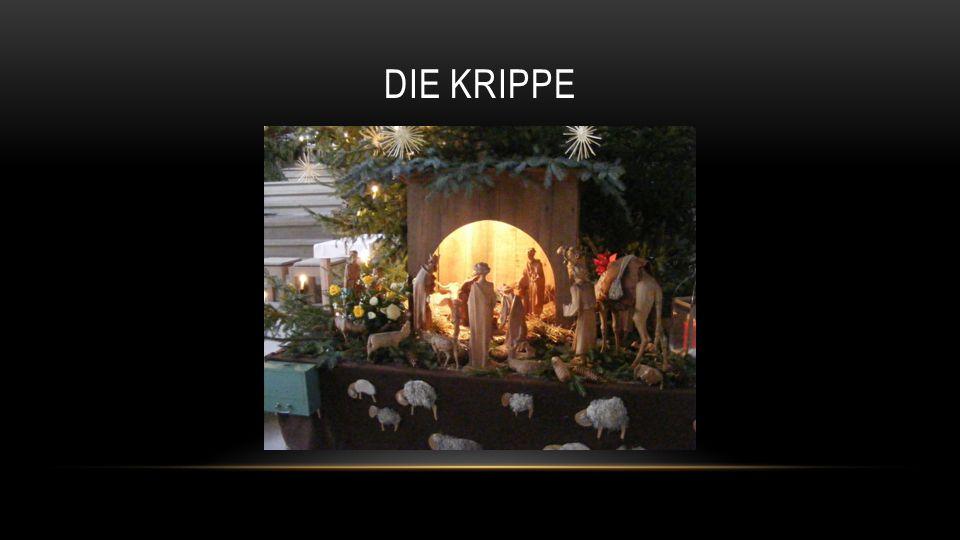 DIE KRIPPE