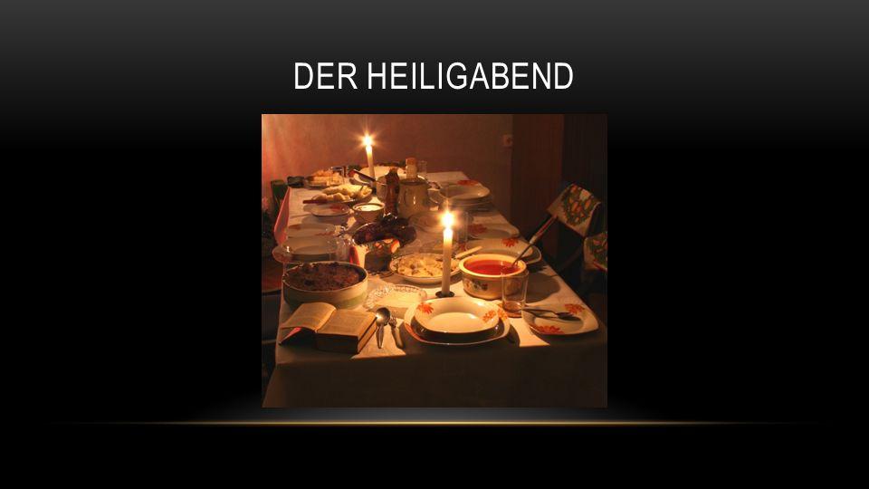 DER HEILIGABEND