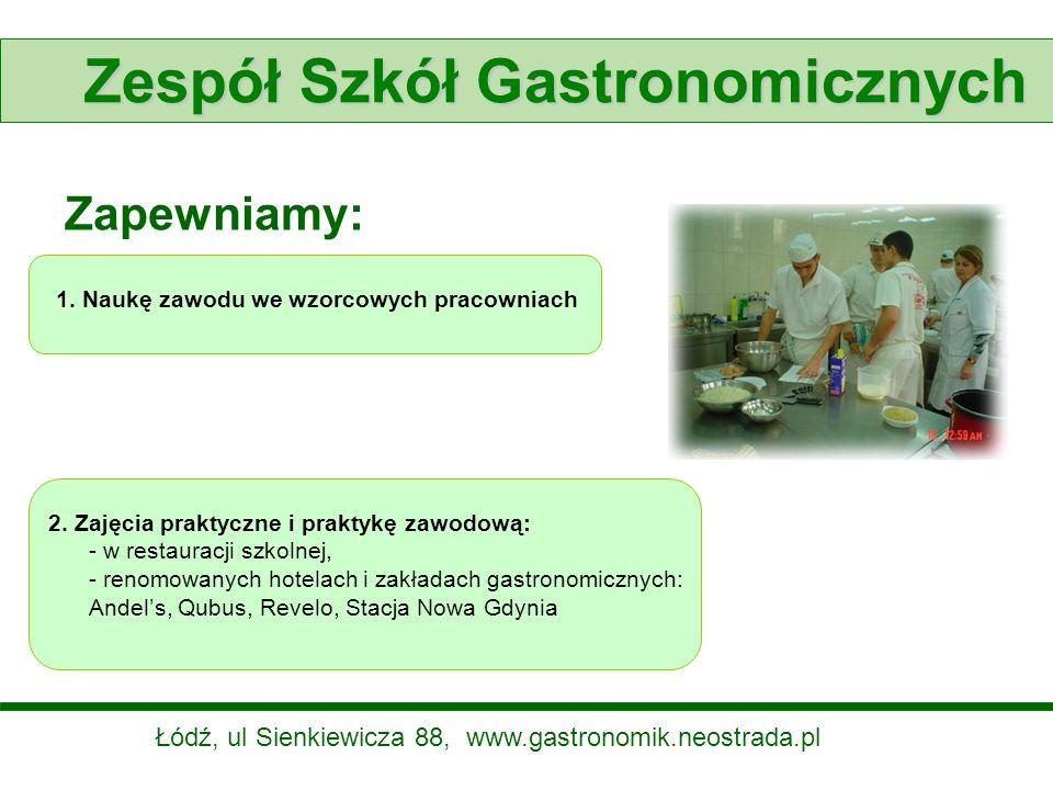 Zespół Szkół Gastronomicznych 3.