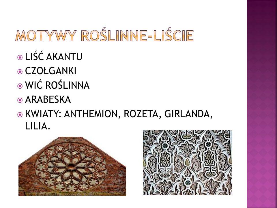 ORNAMENT ZYGZAKOWATY MEANDER JAJOWNIK