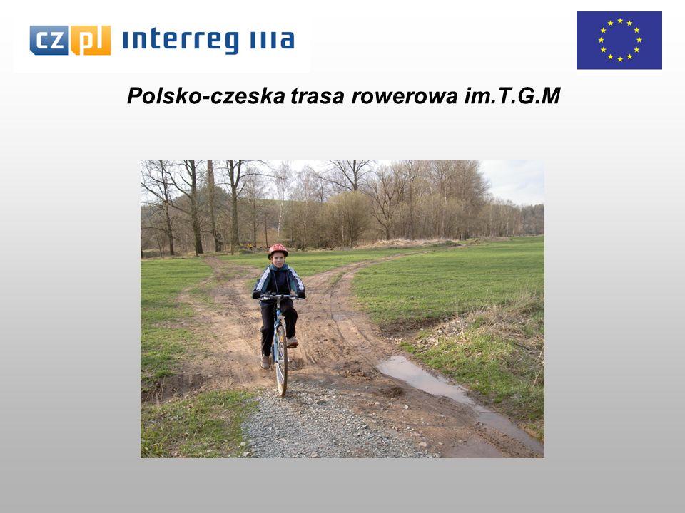 Polsko-czeska trasa rowerowa im.T.G.M