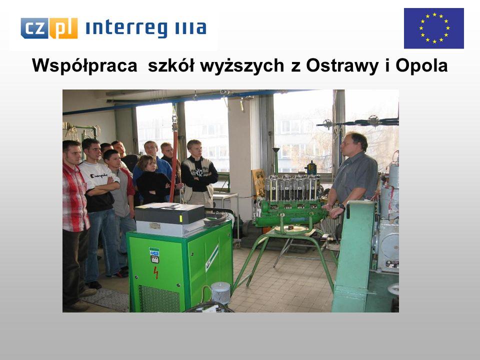 Współpraca szkół wyższych z Ostrawy i Opola