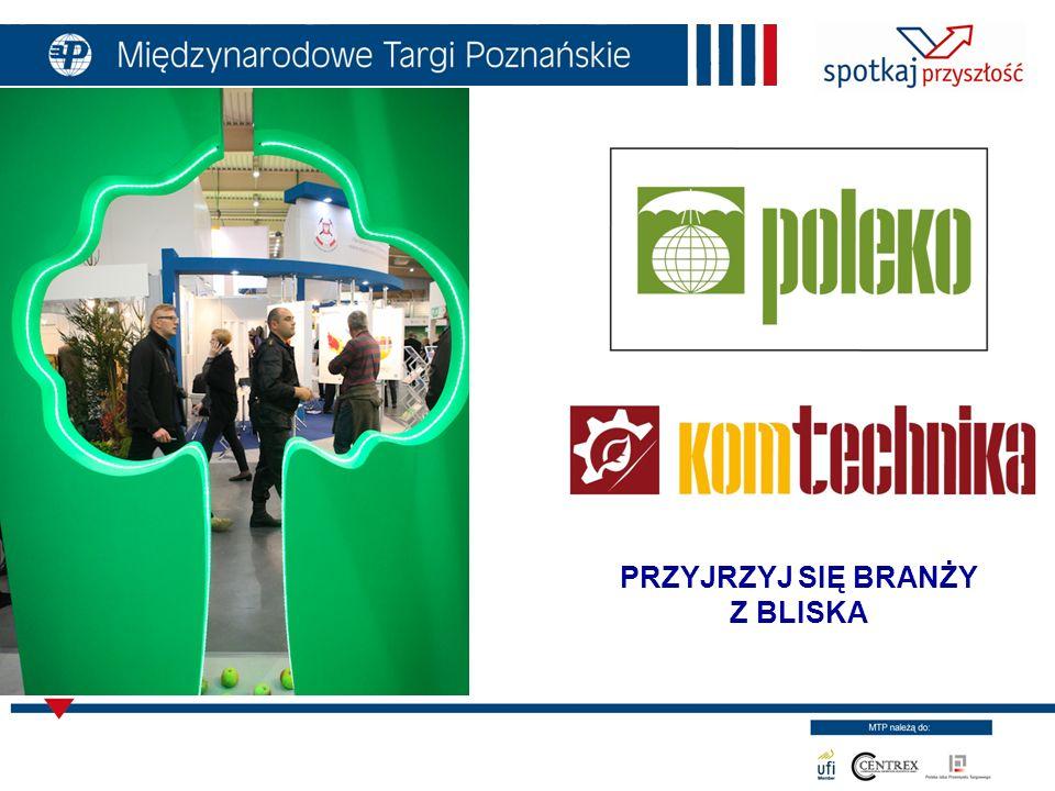 Międzynarodowe Targi Poznańskie liderem.