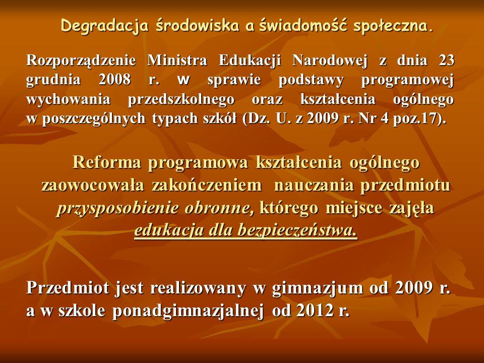 8 października 2010 r.Konferencja naukowo – techniczna pt.