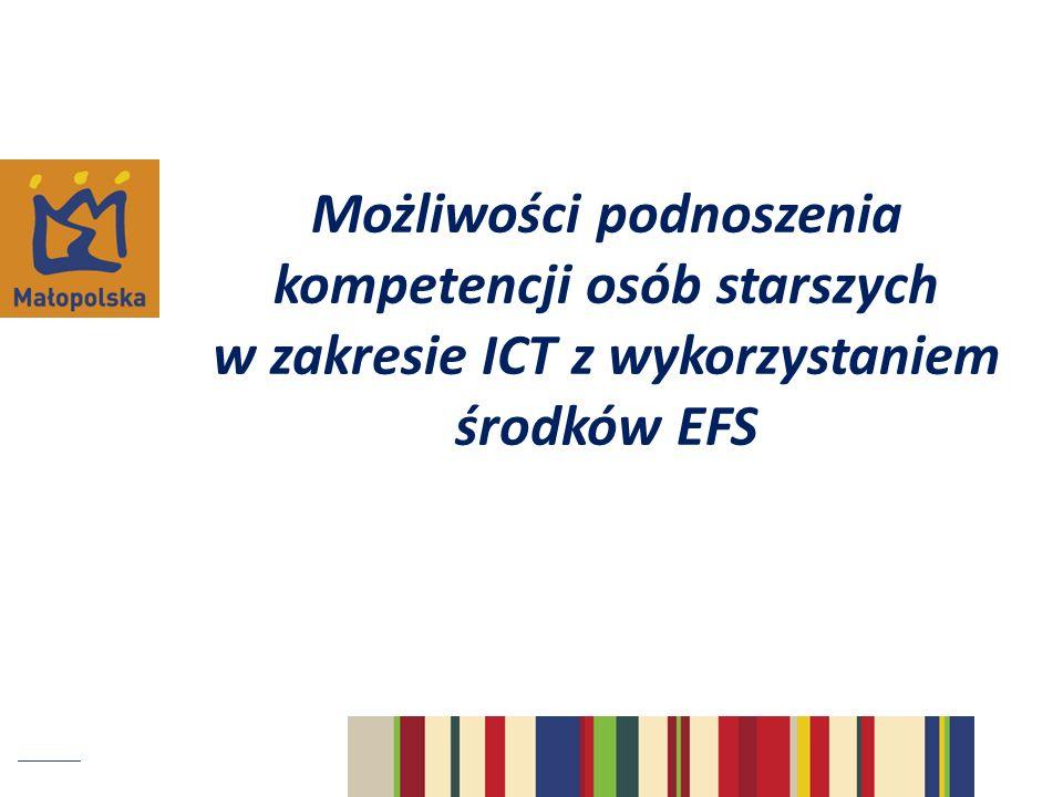 9/12 Odsetek gospodarstw domowych z dostępem do Internetu Źródło: opracowanie własne na podstawie Diagnozy Społecznej 2013