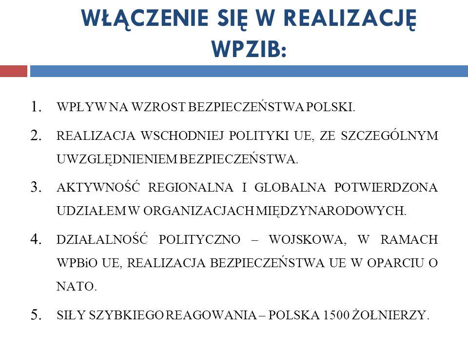 3.12 marca 1999 Akt ratyfikacji w sprawie przystąpienia Polski do Traktatu Północnoatlantyckiego.