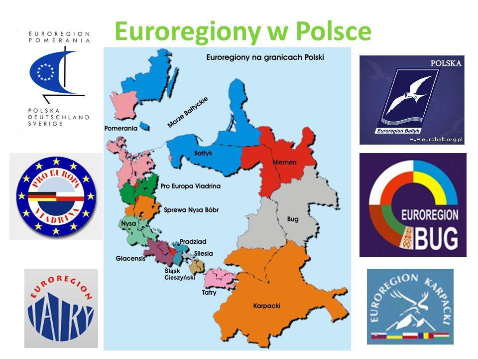 Euroregiony w Polsce