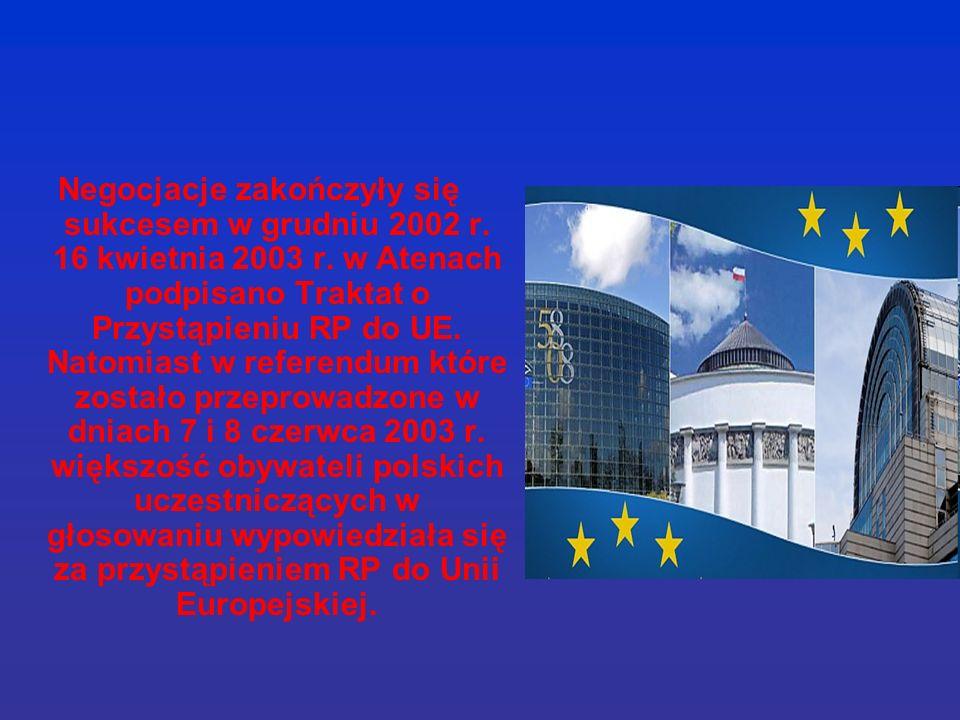 Wyniki referendum ogólnokrajowego w sprawie wstąpienia Polski do Unii Europejskiej