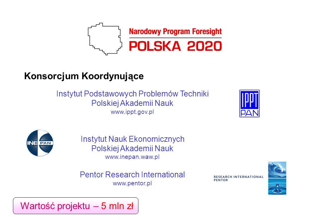 Instytut Podstawowych Problemów Techniki Polskiej Akademii Nauk www.ippt.gov.pl Instytut Nauk Ekonomicznych Polskiej Akademii Nauk www.inepan.waw.pl P