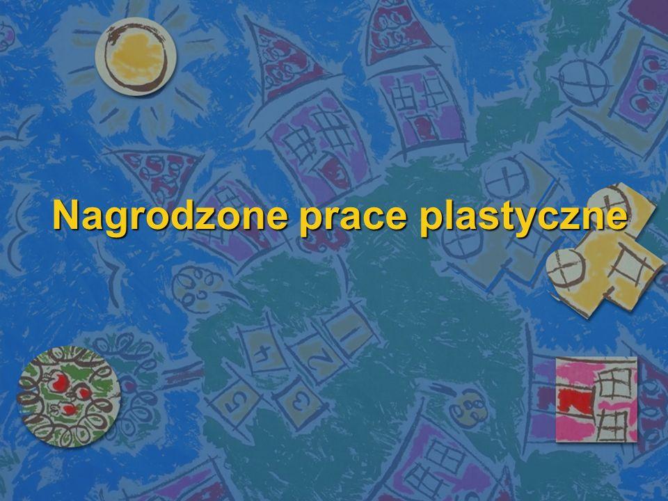 Nagrodzone prace plastyczne