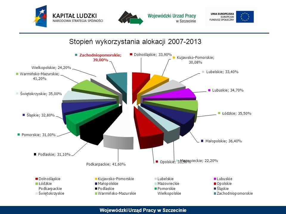Wojewódzki Urząd Pracy w Szczecinie Szczegółowe kryteria strategiczne (premia punktowa - kryterium fakultatywne) : 2.Grupę docelową w projekcie w co najmniej 40 % stanowią osoby niepełnosprawne.