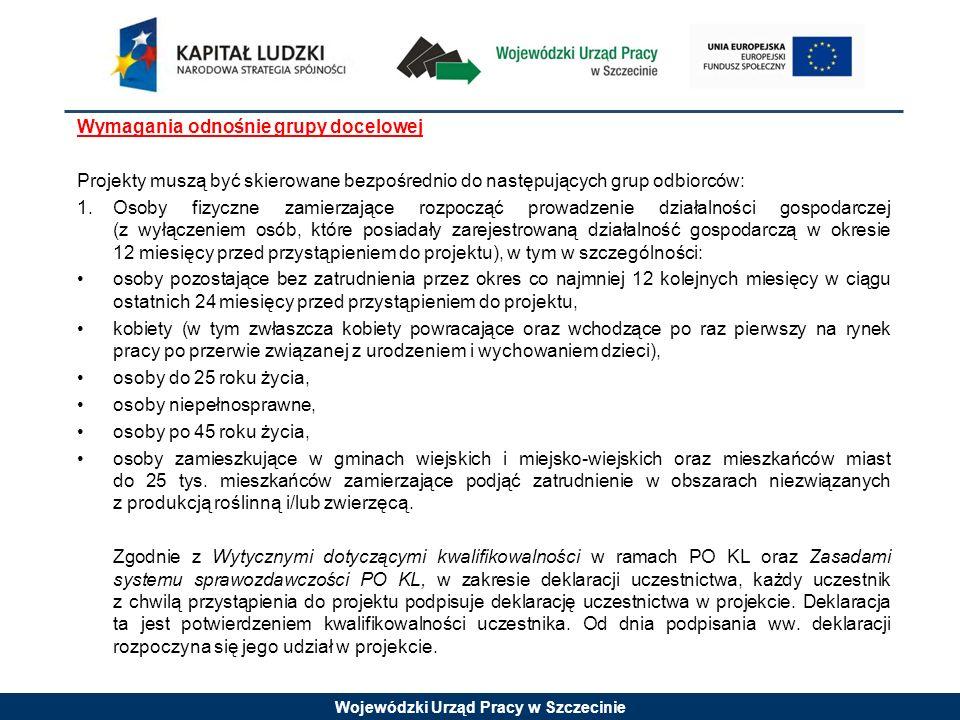 Wojewódzki Urząd Pracy w Szczecinie Poradnik Zasada równości szans kobiet i mężczyzn jest dostępny m.in.