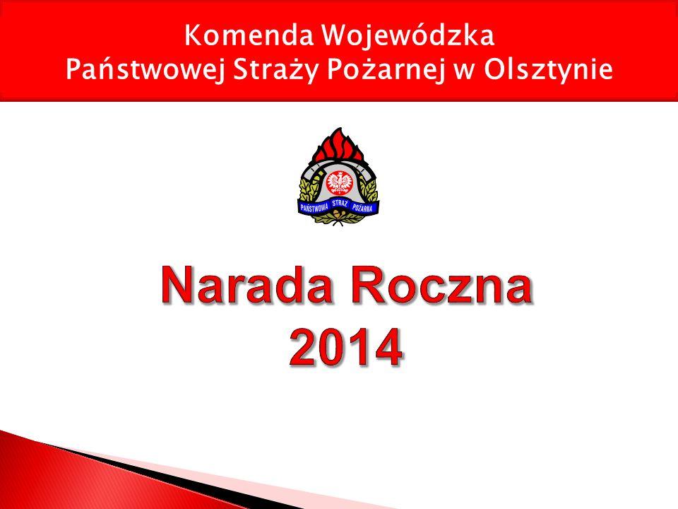 Komenda Wojewódzka Państwowej Straży Pożarnej w Olsztynie