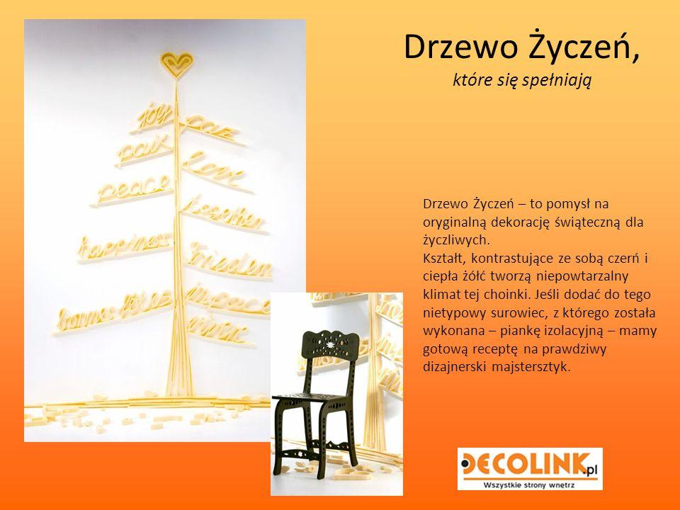 Drzewo Życzeń, które się spełniają Drzewo Życzeń – to pomysł na oryginalną dekorację świąteczną dla życzliwych.