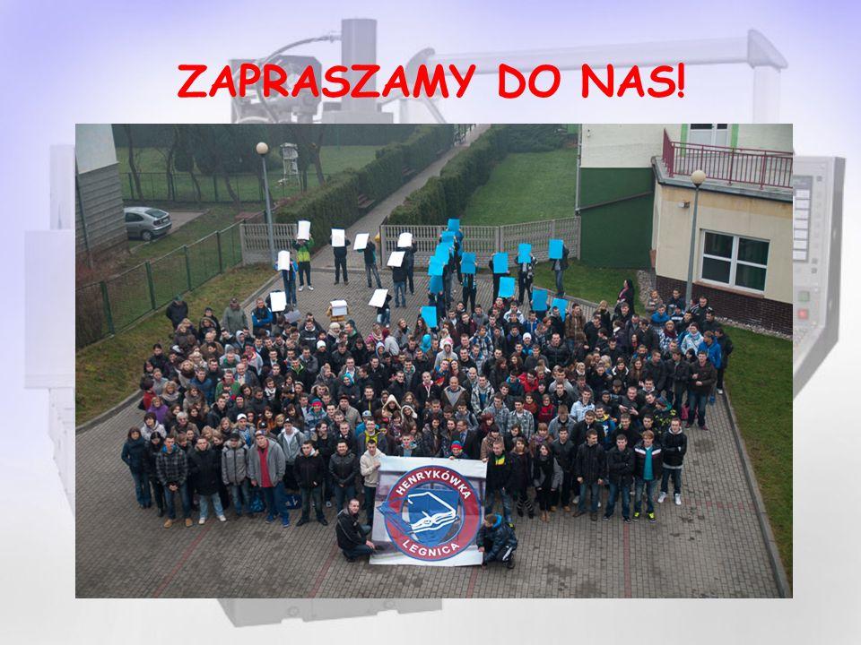 ZAPRASZAMY DO NAS!