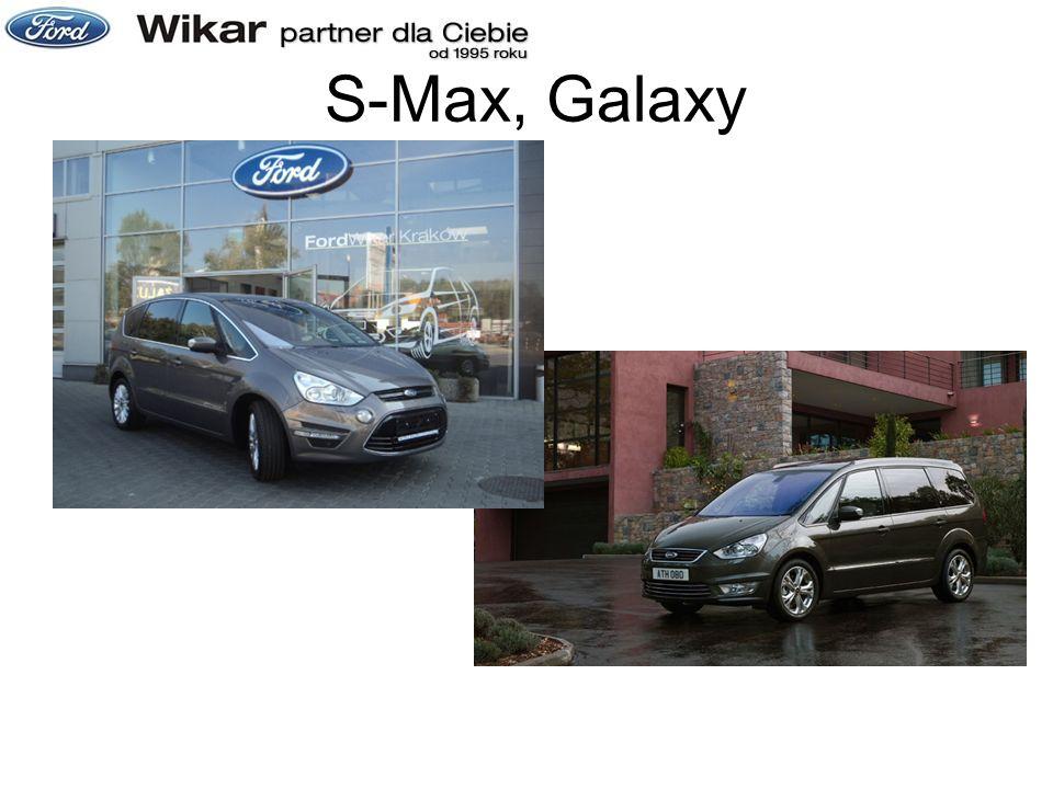 S-Max, Galaxy