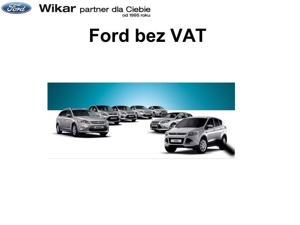 Ford bez VAT