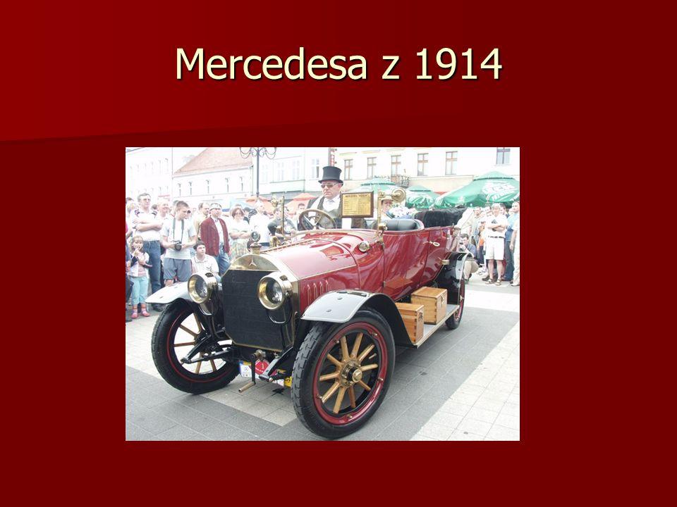Mercedesa z 1914