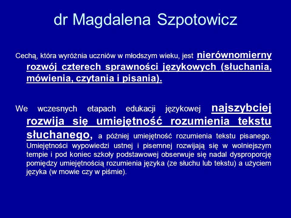 CECHY ZADAŃ ZE SŁUCHU NA SPRAWDZIANIE SZÓSTOKLSISTY polecenia w języku polskim polecenia w języku polskim Usłyszysz dwukrotnie …: - jeden/trzy/pięć dialogów lub tekstów, Usłyszysz dwukrotnie …: - jeden/trzy/pięć dialogów lub tekstów, zadania oparte na materiale ikonograficznym zadania oparte na materiale ikonograficznym Zadanie 1.