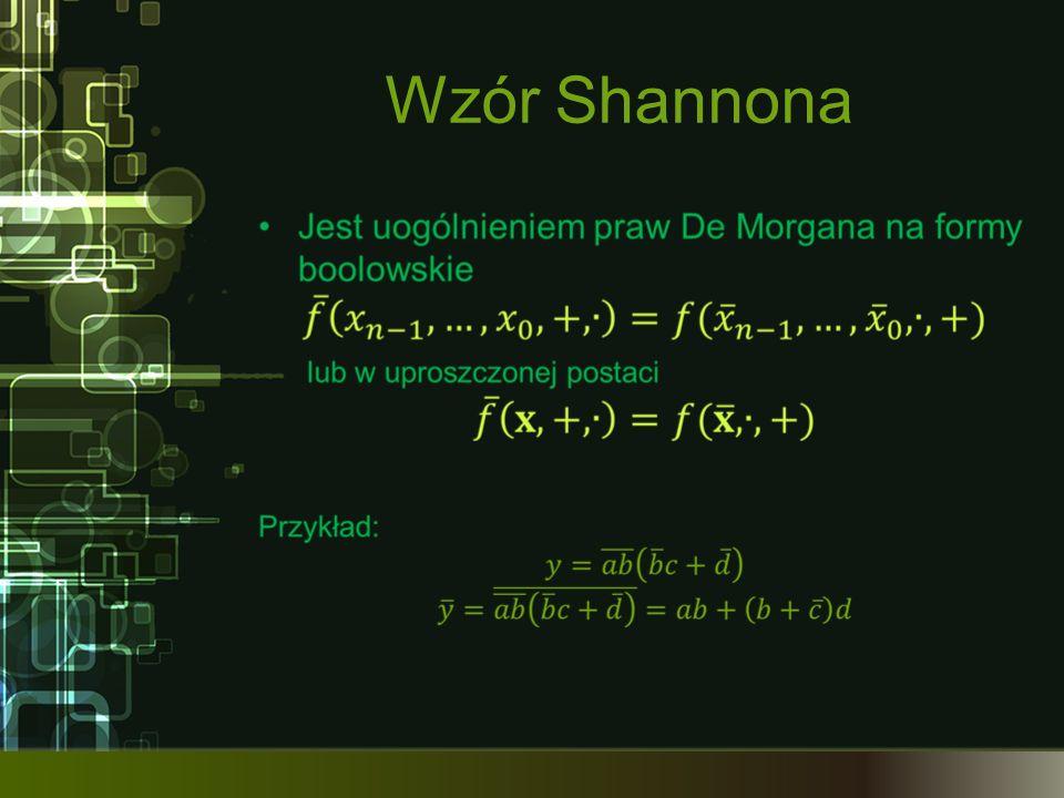 Wzór Shannona