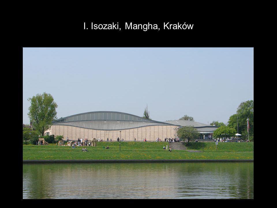 I. Isozaki, Mangha, Kraków