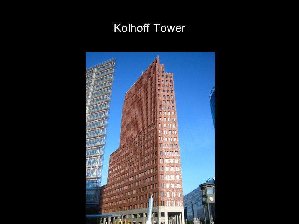 Kolhoff Tower