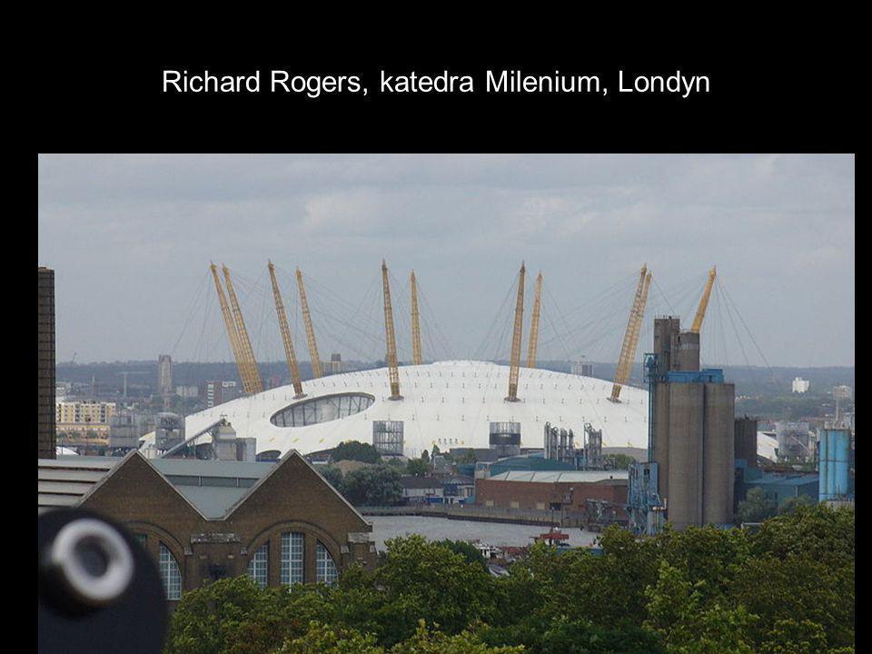Richard Rogers, katedra Milenium, Londyn