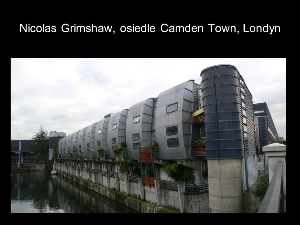 Nicolas Grimshaw, osiedle Camden Town, Londyn