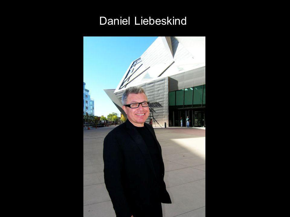 Daniel Liebeskind