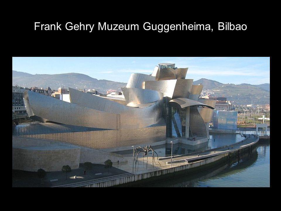 Frank Gehry Muzeum Guggenheima, Bilbao