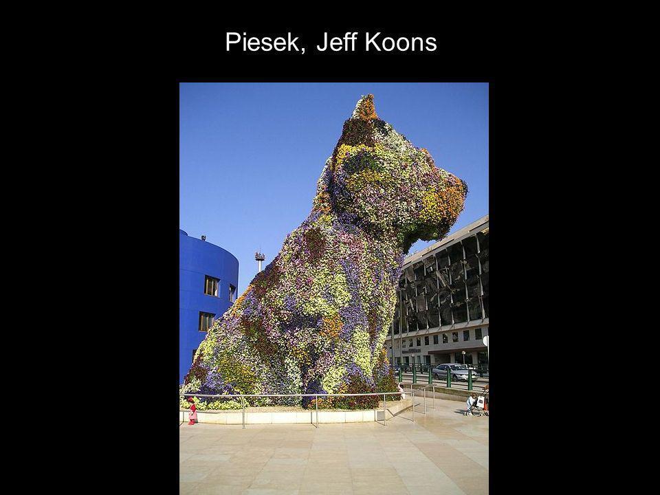 Piesek, Jeff Koons