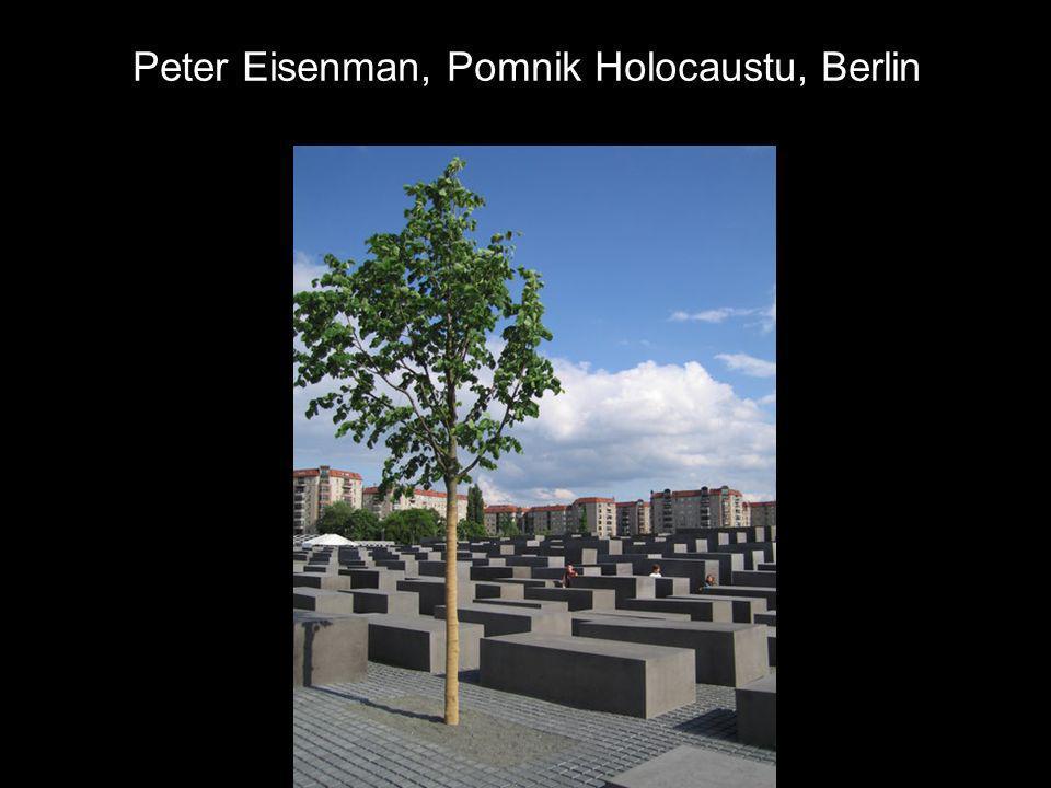 Peter Eisenman, Pomnik Holocaustu, Berlin