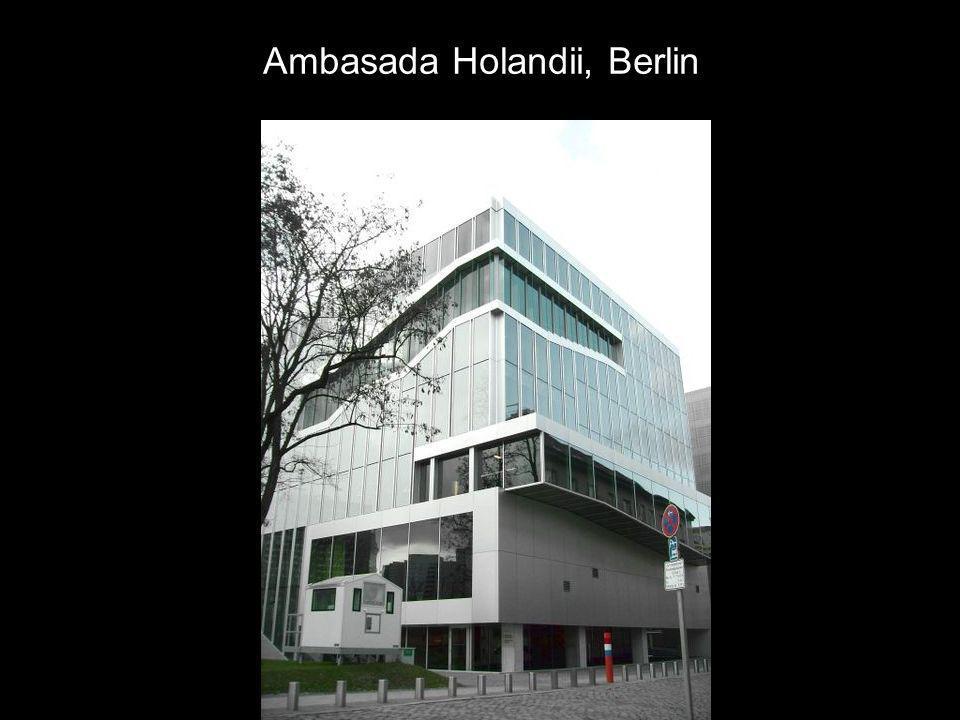Ambasada Holandii, Berlin