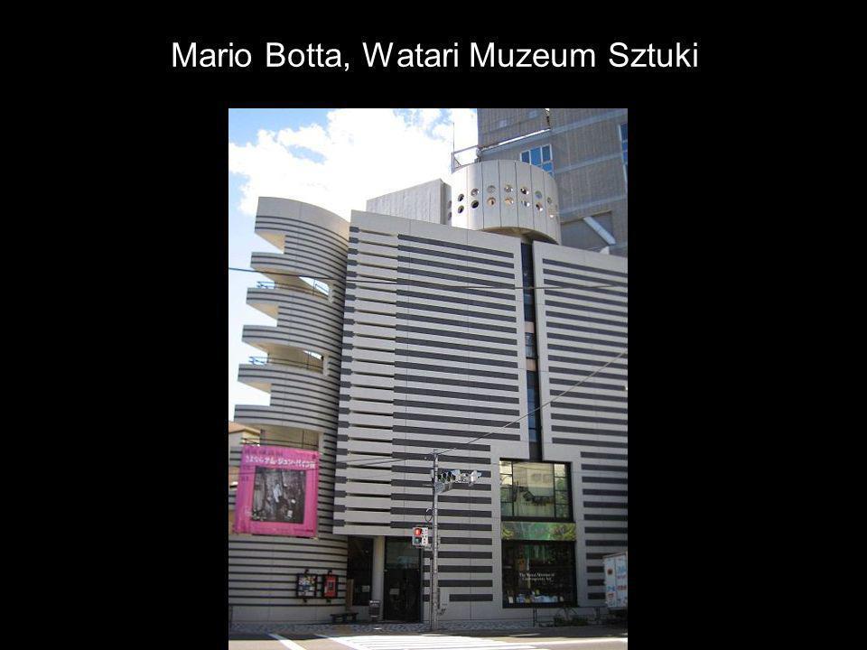 Mario Botta, Watari Muzeum Sztuki