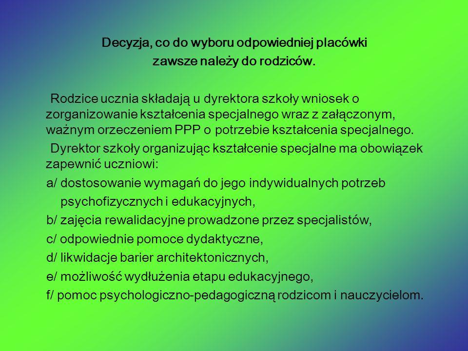 W systemie polskiej oświaty uczeń niepełnosprawny to uczeń, który posiada orzeczenie o potrzebie kształcenia specjalnego wydane przez zespół orzekający poradni psychologiczno pedagogicznej.