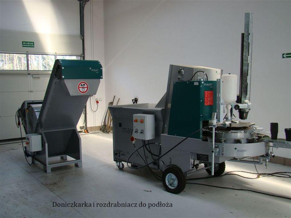 PRACOWNIA WINIARSKA Stół do wstępnej obróbki (selekcja winogron).