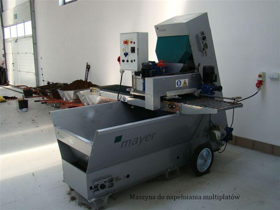 Maszyna do napełniania multiplatów