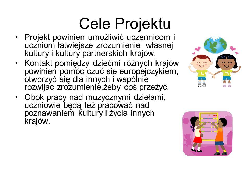 Uczestniczące Szkoły i Kraje Szkoła Podstawowa im. Trzech Braci, Hazlach, Polen (www.hazlach.esco.pl)www.hazlach.esco.pl Stadhampton Primary School, S