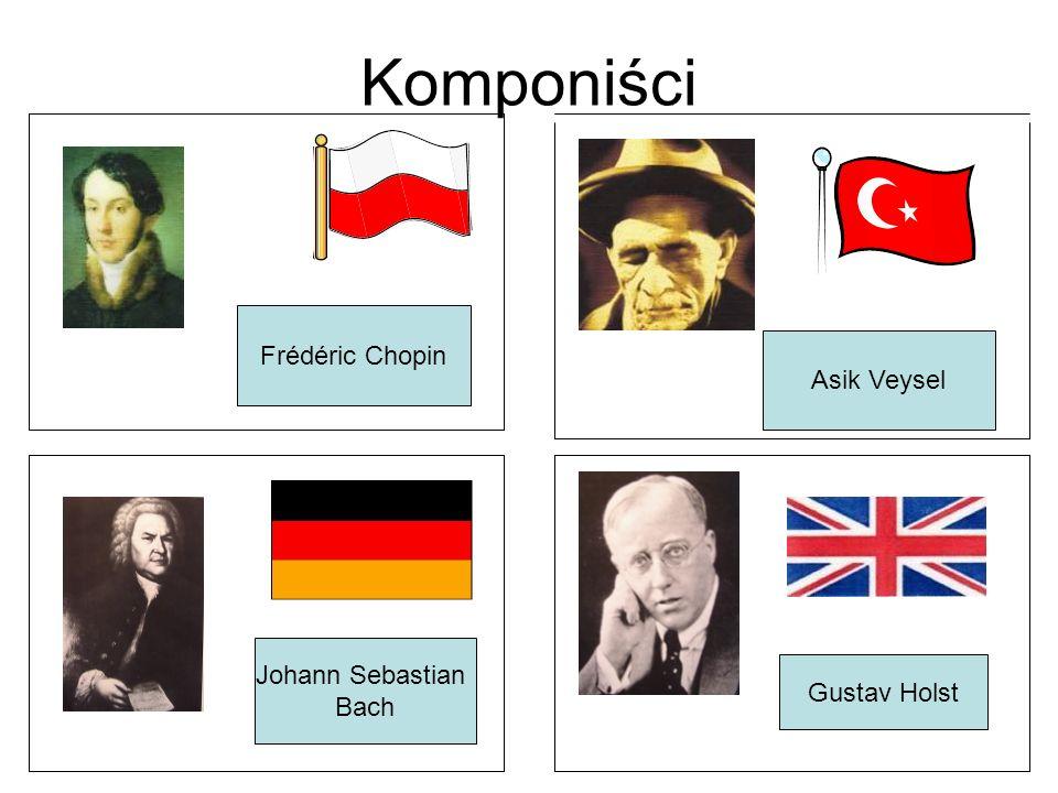 Zaplanowane Prace Projektu Podstawą Projektu jest studiowanie, interpretowanie i prezentowanie dzieł kompozytorów każdego kraju.