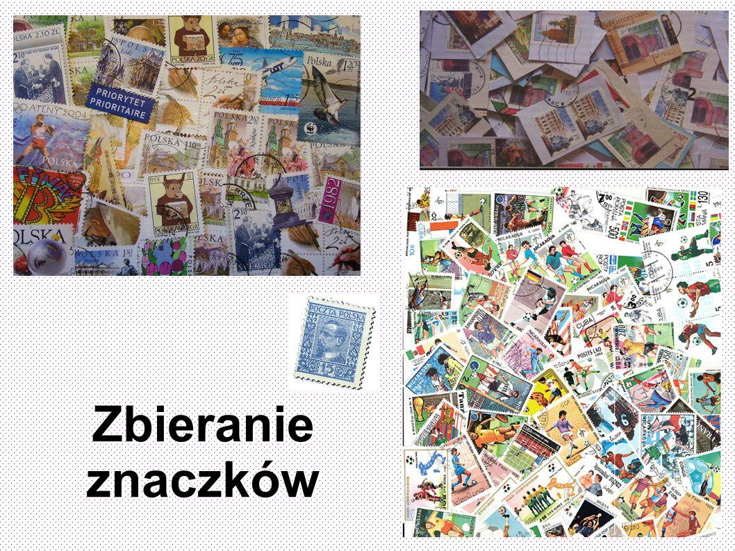 das Briefmarkensammeln