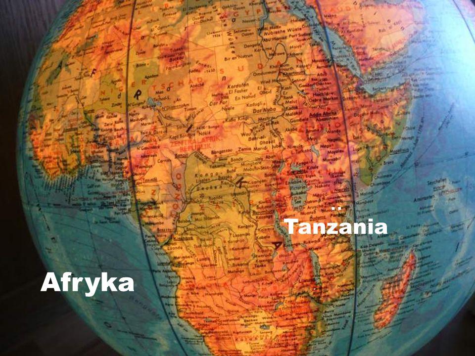 Afryka.. Tanzania