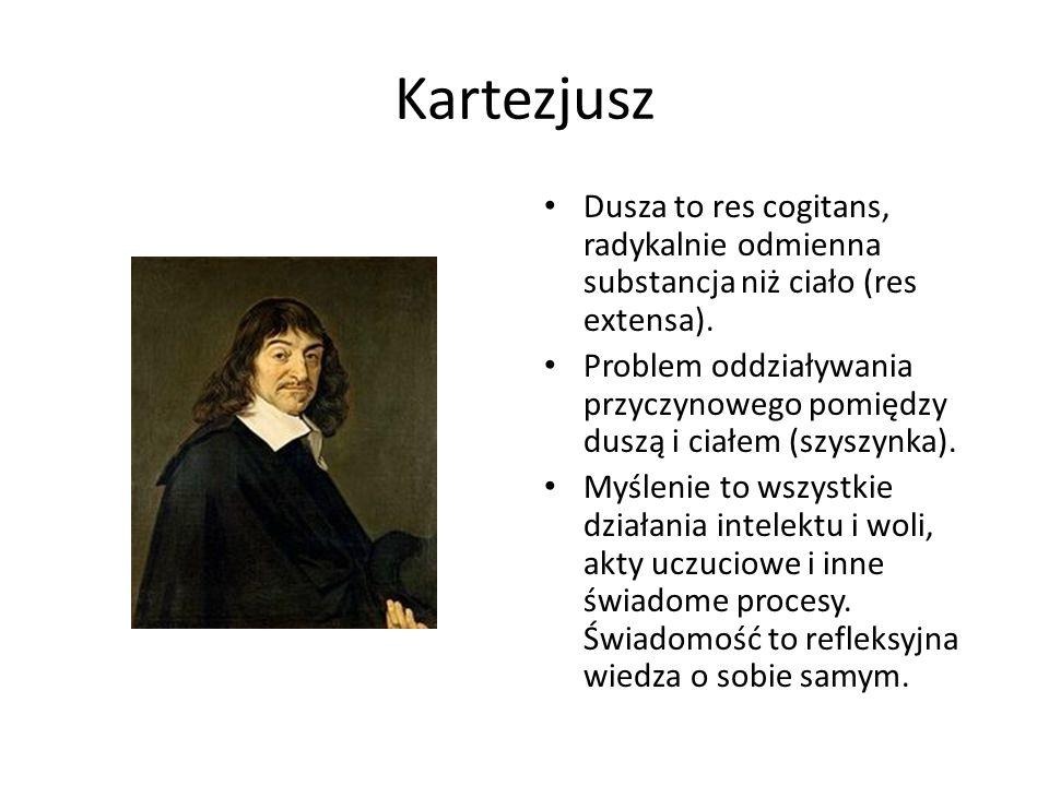 Immanuel Kant Rozum teoretyczny (zmysły, intelekt i rozum), praktyczny, władza sądzenia.