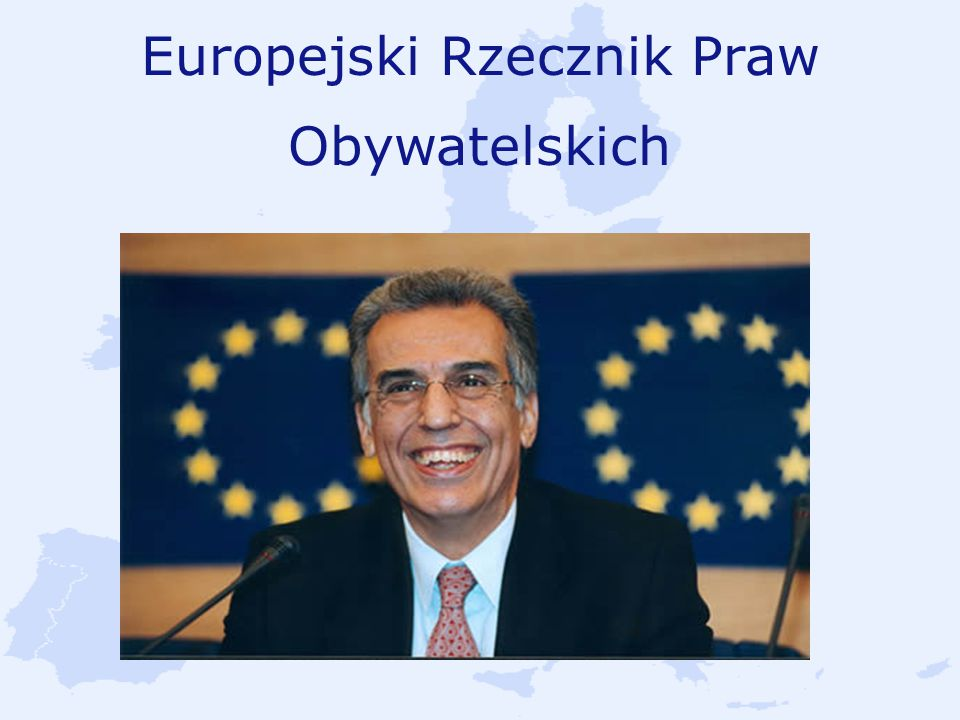Europejski Rzecznik Praw Obywatelskich