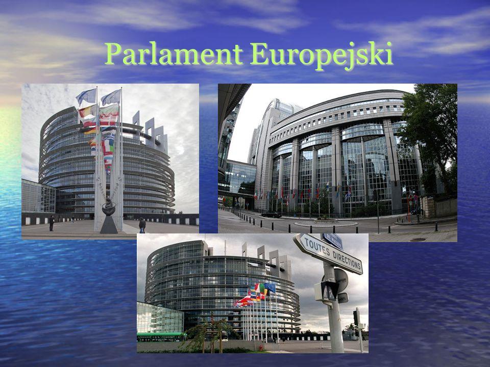 Parlament Europejski Parlament Europejski