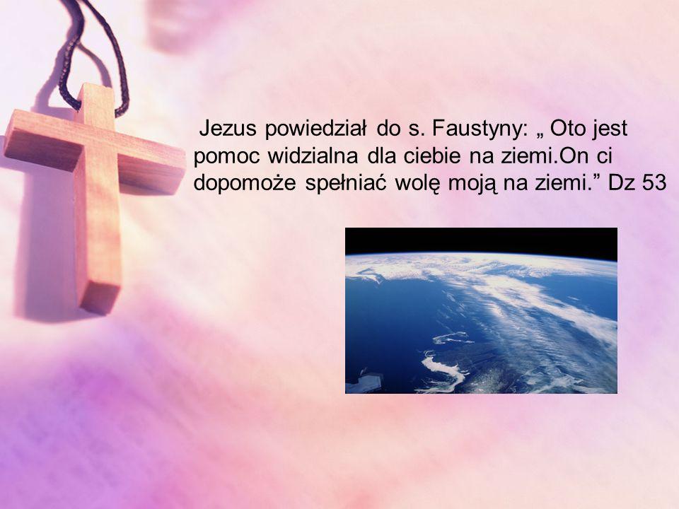 Jezus powiedział do s.