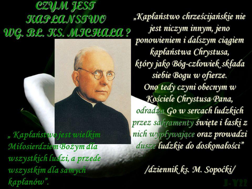 Kapłaństwo chrześcijańskie nie jest niczym innym, jeno ponowieniem i dalszym ciągiem kapłaństwa Chrystusa, który jako Bóg-człowiek składa siebie Bogu
